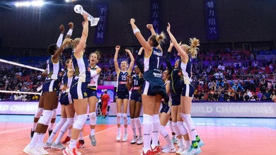 Mondiale per Club, Conegliano è Campione!