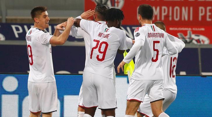 Bologna-Milan 2-3: seconda vittoria consecutiva per Pioli