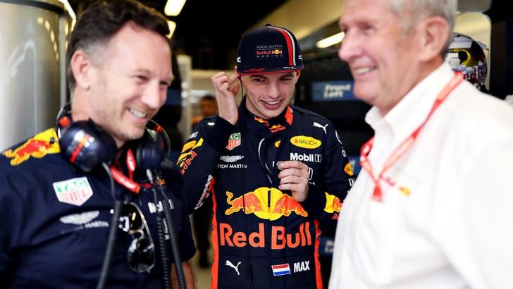 Red Bull, Marko:
