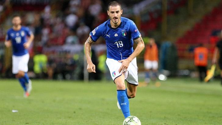 L'Italia sfiderà Inghilterra e Repubblica Ceca verso Euro 2020
