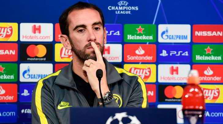 """Inter-Barcellona, Godin: """"Dipende tutto da noi"""""""