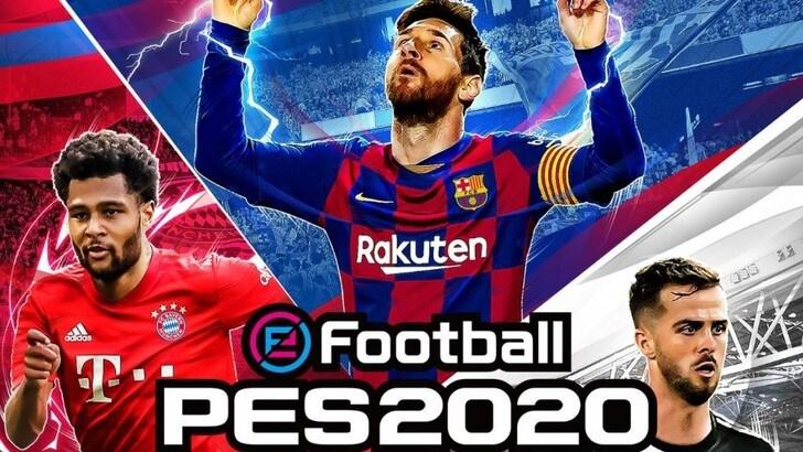 PES2020 Lite: arriva la versione gratuita del titolo Konami