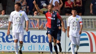 Sambenedettese, Di Massimo e Cernigoi regolano il Gubbio: 2-0