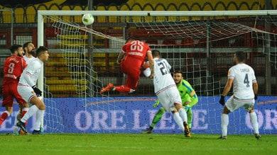 Perugia-Cosenza 2-2: a Oddo non bastano Iemmello e Falasco