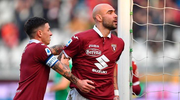 Torino, Zaza e Baselli parzialmente in gruppo