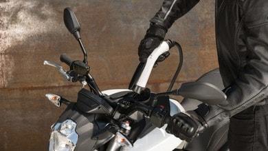 Il primo charger per moto elettriche al The Bike Shed