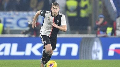 Juve, De Ligt lavora in palestra: out per Leverkusen