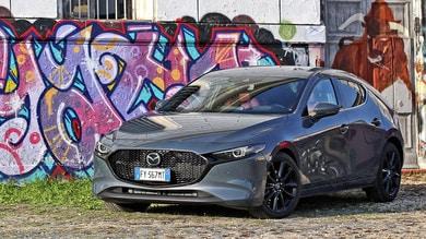 Mazda Mild Hybrid e i vantaggi con lo Skyactiv-X