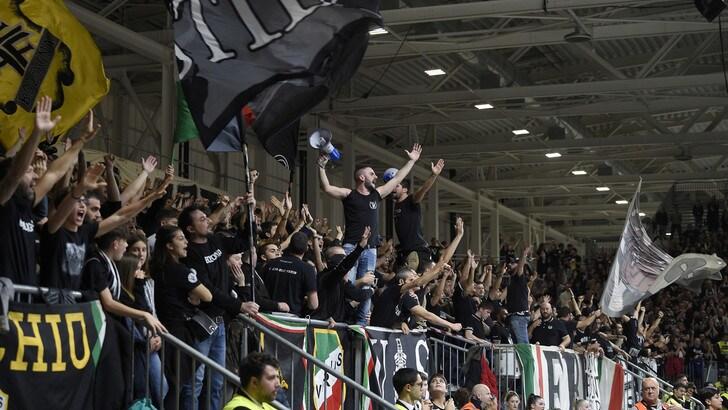 Serie A, 22 Daspo a tifosi di Virtus Bologna e Reggio Emilia