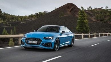 Audi RS5 Coupé, l'ispirazione del 2020 è RS6 Avant