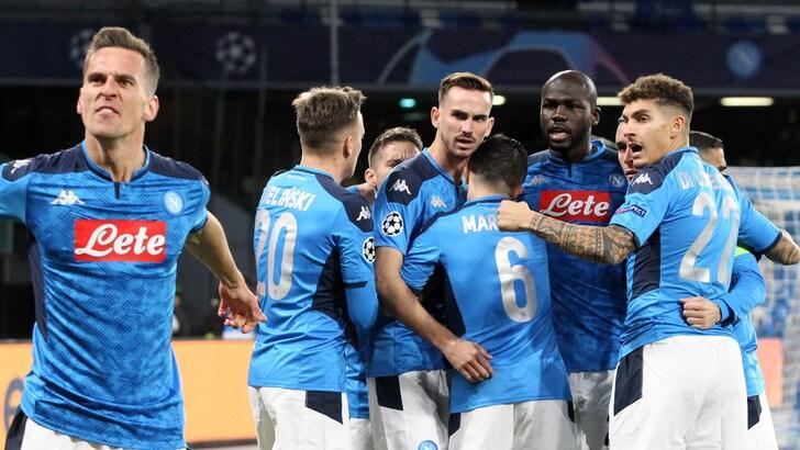 Napoli-Genk 4-0: Milik show, Ancelotti si qualifica agli ottavi di Champions