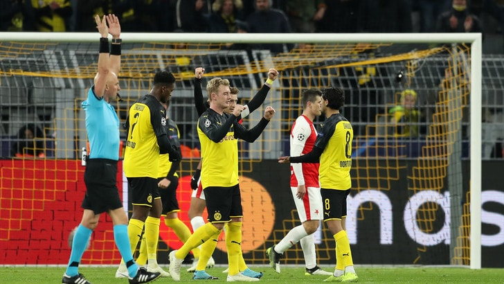 Avanza il Borussia Dortmund, agli ottavi anche Chelsea, Valencia, Lipsia e Lione