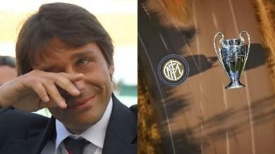 L'Inter di Conte è fuori dalla Champions: il web si scatena