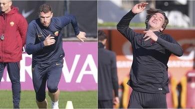 Roma, Dzeko scatta verso i sedicesimi di Europa League. Zaniolo schiva i rumors