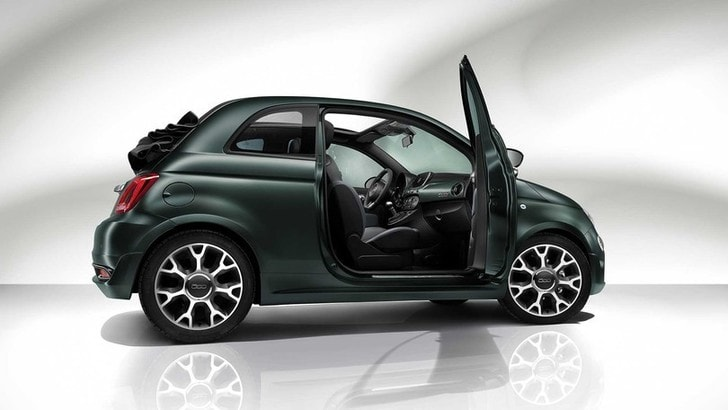 Fiat 500, non solo green: c'è anche la versione ibrida