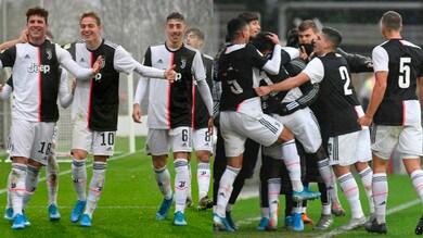 Juve show in Youth League: manita al Bayer e primo posto