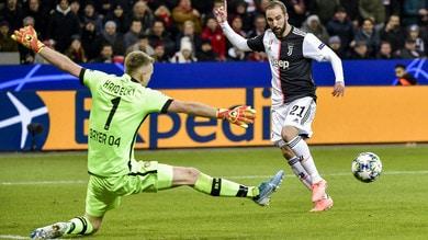 Bayer Leverkusen-Juventus 0-2, il tabellino