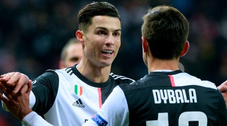 Bayer Leverkusen-Juve 0-2: Ronaldo e Higuain non perdonano