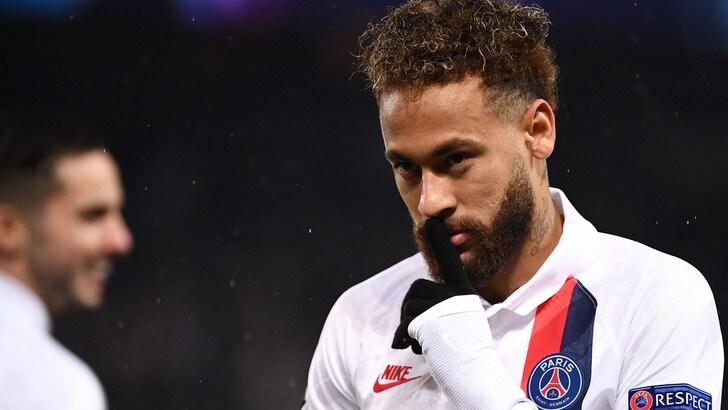 Psg, Neymar sulla Champions: