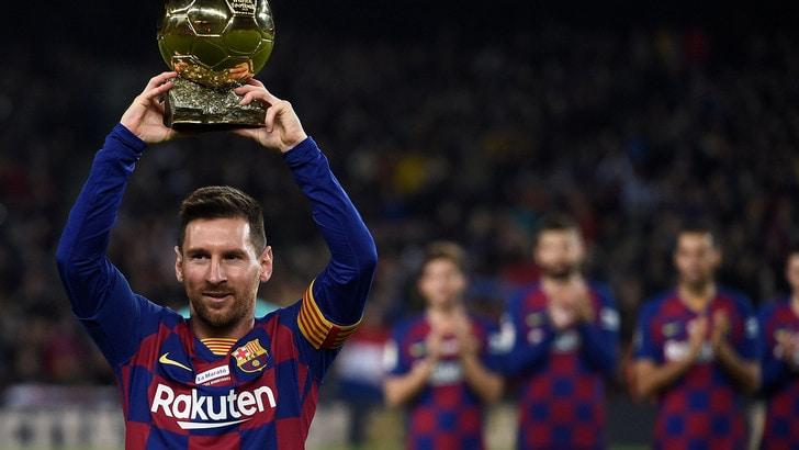 """Barcellona, Messi: """"Champions? Imparare dagli errori commessi ..."""