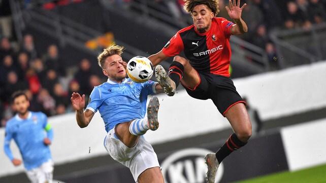 Rennes-Lazio, vince il nervosismo: sei ammoniti e che rissa!