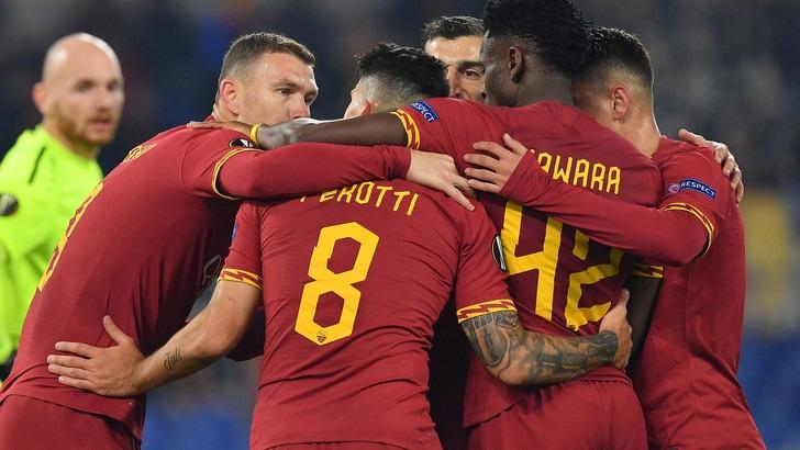 Roma Fonseca L Europa League Non Si Vince Giocando Cosi Tuttosport