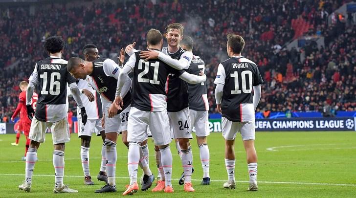 Ranking Uefa, Juve unica italiana in Top10: al comando c'è il Real Madrid