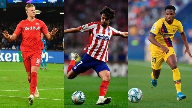 Golden Boy: tre talenti della Serie A nella top ten 2019