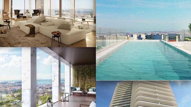 Cristiano Ronaldo, appartamento da 7 milioni a Lisbona