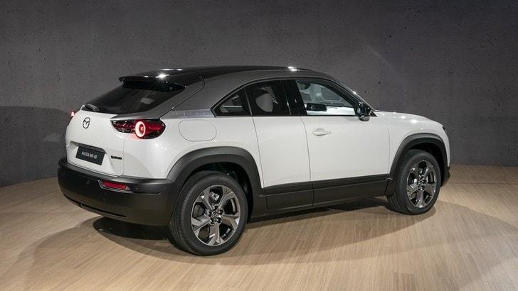 Mazda MX-30, ecosostenibile dalla A alla Z