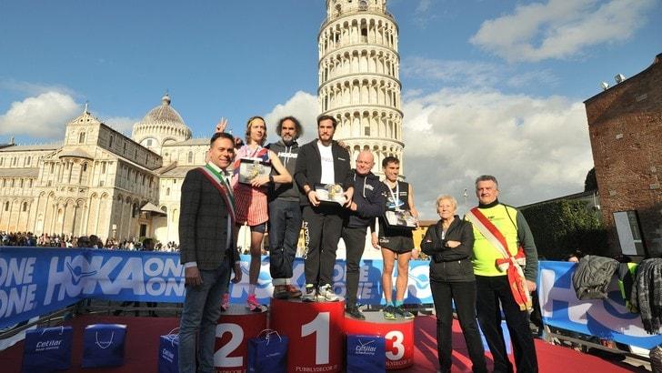 21^ Cetilar Maratona di Pisa, tanti stranieri e grande festa!