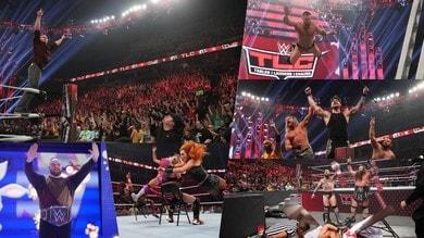 Wrestling, le foto ufficiali di WWE TLC 2019