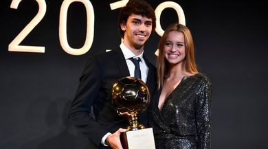 "Golden Boy, è la notte diJoão Félix: ""Vorrei giocare con Ronaldo"""