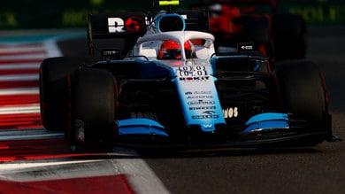 F1, Williams svela la nuova monoposto FW43