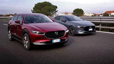 Video: Mazda Skyactiv-X, il motore 'crossover'