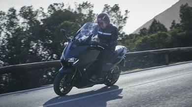 Video-test: Yamaha TMax 560 2020