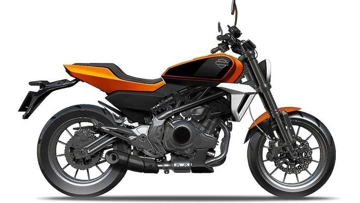 Harley-Davidson, la HD350 punta al mercato asiatico