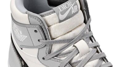 Dior svela la prima collaborazione con Jordan per una nuova linea di sneakers