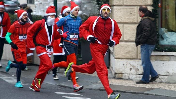 Natale e sensi di colpa, consigli per runner