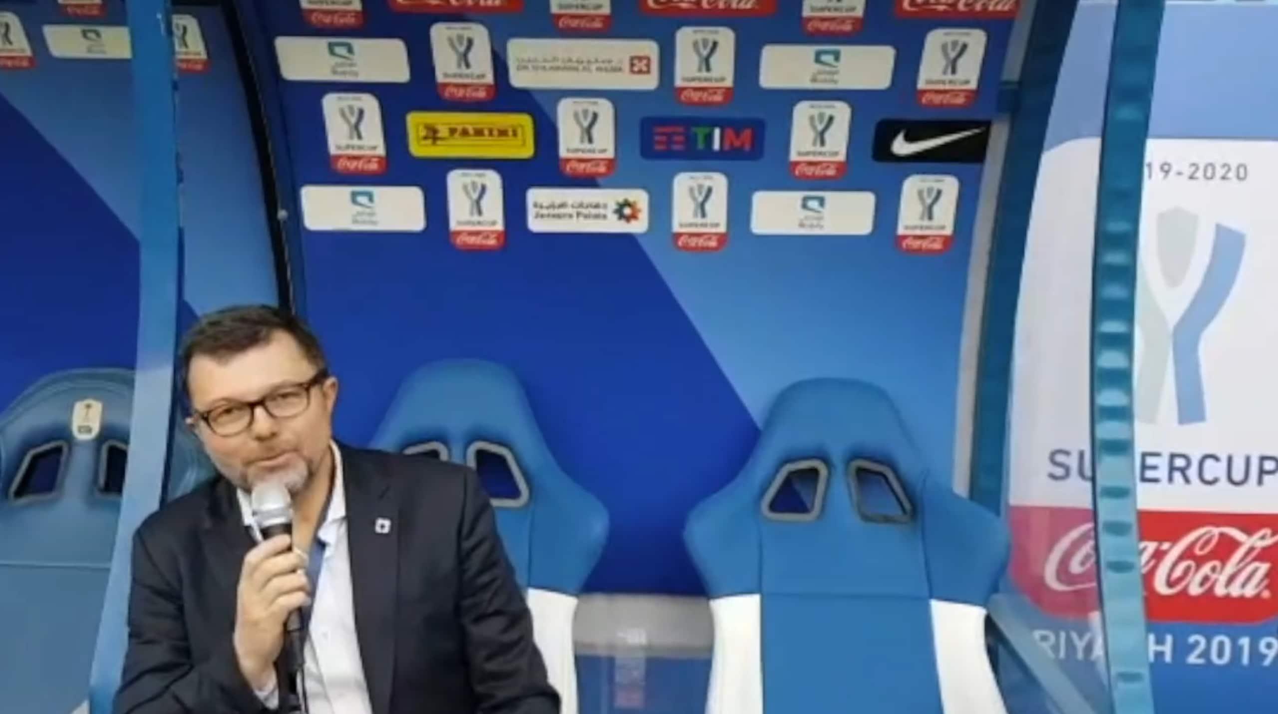 Juve-Lazio, le ultime sulla formazione dei bianconeri