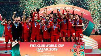 Il Liverpool fa festa: campione del mondo per la prima volta nella sua storia