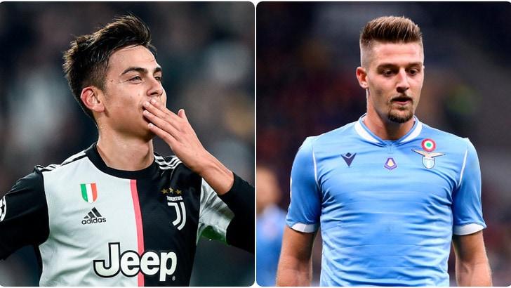Diretta Juventus Lazio Ore 17 45 Come Vederla In Tv E Formazioni Ufficiali Tuttosport