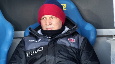 Mihajlovic è in panchina e il suo Bologna vince a Lecce