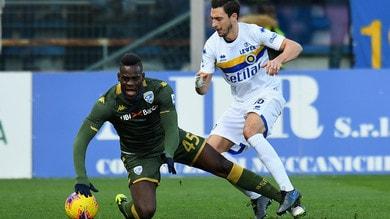 Parma-Brescia 1-1, Balotelli segna, Gervinho ko ma Grassi pareggia
