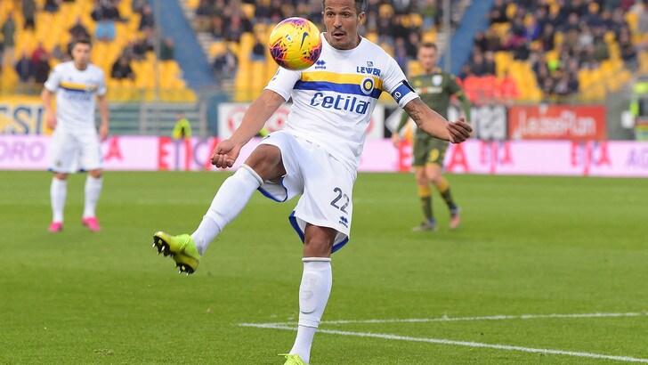 Parma, gestione dei carichi per Bruno Alves