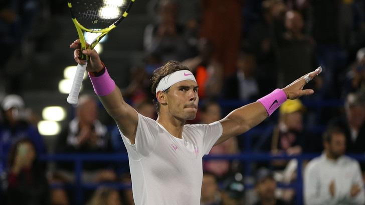 Ranking Atp, Nadal sempre in vetta. Berrettini ottavo, Fognini fuori dalla top 10
