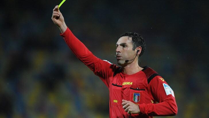 Torino, Sacchi dirige la gara di Coppa Italia con il Genoa