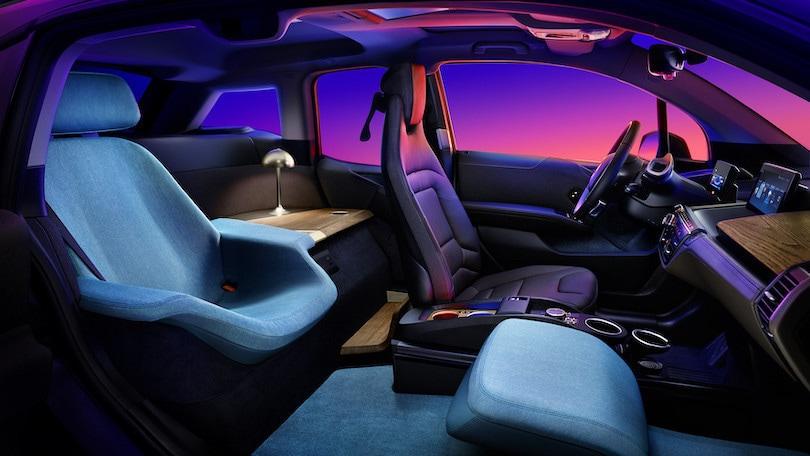 BMW i3 Urban Suite, l'elettrica si rinnova all'insegna del comfort