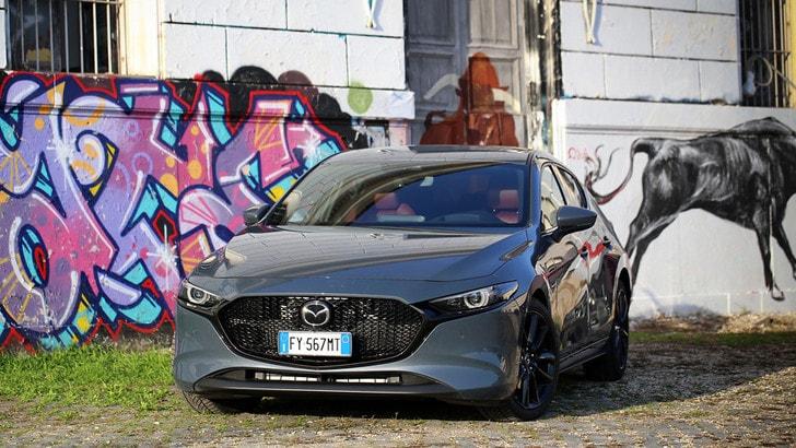 Mazda Skyactiv-X: prestazioni e impressioni di guida