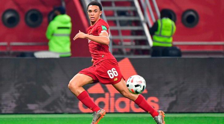 """Alexander-Arnold: """"Non si diventa una leggenda se lasci il Liverpool"""""""